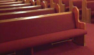 Church Pew Glenning Valley Wyong Area Preview