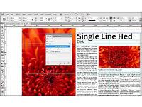ADOBE INDESIGN, ILLUSTRATOR,PHOTOSHOP CS6,etc... PC/MAC