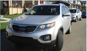 2012 Kia Sorento SUV rebuilt status great condition/mechanically