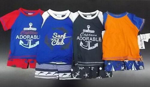 Infant & Toddler Boys Sweet & Soft $65 2pc Swim Sets Size 12 Months - 4T