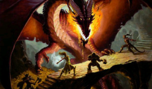 Looking for a D&D game (dungeons and dragons)