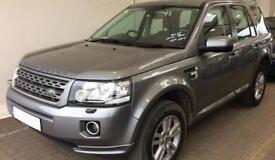 Land Rover Freelander 2 2.2eD4 FROM £57 PER WEEK.