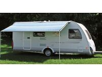 Fiamma Caravanstore roll out awning