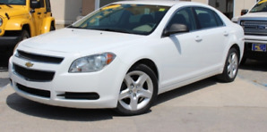 2011 Chevy Malibu LS FOR SALE low on kms