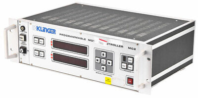 Klinger Scientific Mc2 Labindustrial 2-axis Programmable Motor Controller Unit