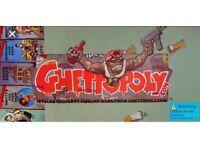 Ghettopoly Game