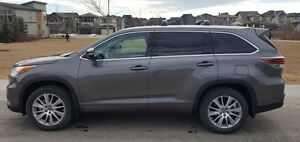 *** OPPORTUNITY *** LEASE TAKEOVER - Toyota Highlander XLE 2016