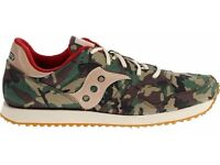 Saucony DXN Trainer Camo 'Lodge Pack' Size UK 8.5 Brand New
