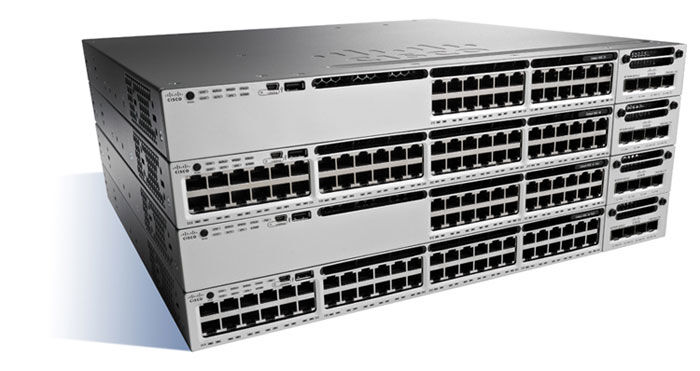 Ws-c3850-48p-l Switch 48 Ports Managed - Rack-mountable *100% New Cisco Sealed*