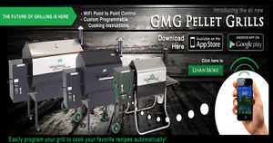 GMG Pellet Grill SALE on at Arctic Spas!