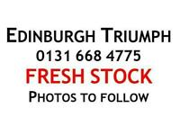 TRIUMPH BONNEVILLE STREET TWIN - CRANBERRY RED - ONE OWNER - LOW MILES
