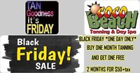 Black Friday only