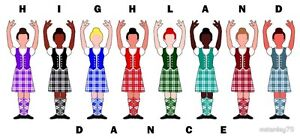 Learn to Highland Dance! All ages and skill levels welcome