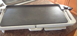 Toastmaster Griddle Center grill