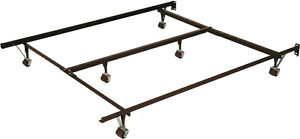 BRAND NEW in Box:  King Metal Bed Frame