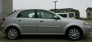 A nice Chev Optra Hatchback only 109K in great Condition