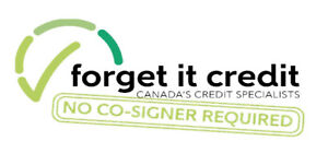 WE SAY YES! NO MATTER WHAT YOUR CREDIT LOOKS LIKE
