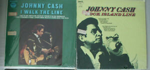 Johnny Cash - I Walk the Line & Rock Island Line