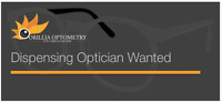 Optician Wanted