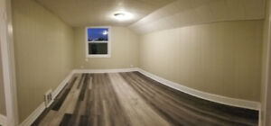 Upper 2.5 bed Apt (West end on Haig) --All Incl --Oct 1