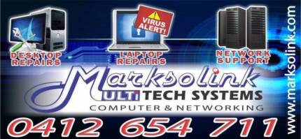 Reliable, Quality, Affordable & Friendly Computer Repair Services Hoppers Crossing Wyndham Area Preview