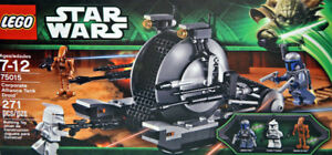 "LEGO STAR WARS SET #75015 ""CORPORATE ALLIANCE TANK DROID"" (C)"