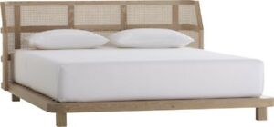 CB2 Queen Bed Frame