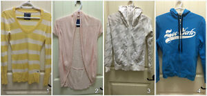 Sweaters - Sizes XS - L All for $27