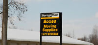 Need Boxes / Bubblewrap or other Moving - Storage items ??