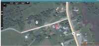 Residential building lot near Madoc $16,500