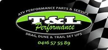 quad bike accessories dirt drag and sand drag setups dyno 250ix Rockingham Rockingham Area Preview
