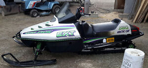 1996 Arctic Cat Powder Special ial