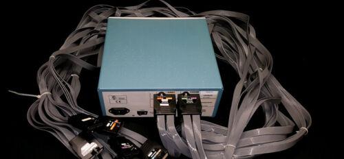 Tektronix TMS818 Probe Adapter w/ Probe Cables PCIExpress Bus for Logic Analyzer
