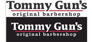 NewTommy Gun's barbershop hiring licenced stylists and Reception