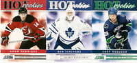2011-12 Score Hockey Complete Set (546 cards - 46 RCs)