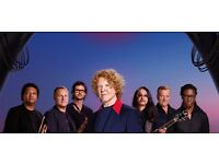 Simply Red Tickets Glasgow