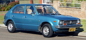 Looking for a 1979 Honda Civic