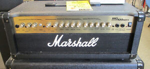 SALE Marshall Amp Head / 412 Cab Celestion / Footwitch USED