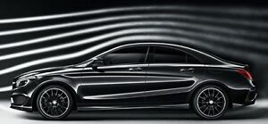 2014 Mercedes-Benz CL-Class black Sedan