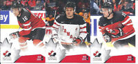 2015 Max Domi Hockey Cards World Juniors