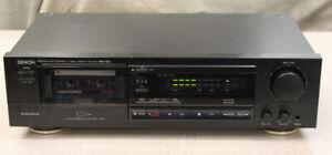 Denon DRM 500 Cassette