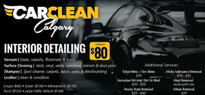 Car Clean Calgary **MOBILE**