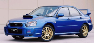 WANTED: WRX