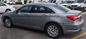 2014 Chrysler 200-Series LX Sedan