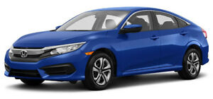 Lease take over-New Civic 2018