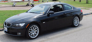 2007-2012 BMW 3 Series Coupe sport package