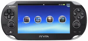 Sony Computer Entertainment PS VITA Hardware WiFi