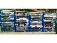 Blu-rays 67 in total