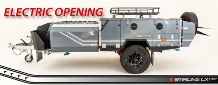 New Hard Floor Forward fold electric opening - PMX Geraldton