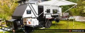 4x4 Hybrid Caravan. 2 berth. internal shower /WC. Parkes 15 @ PMX Wangara Wanneroo Area Preview